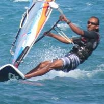 VDWS certified windsurf instructor