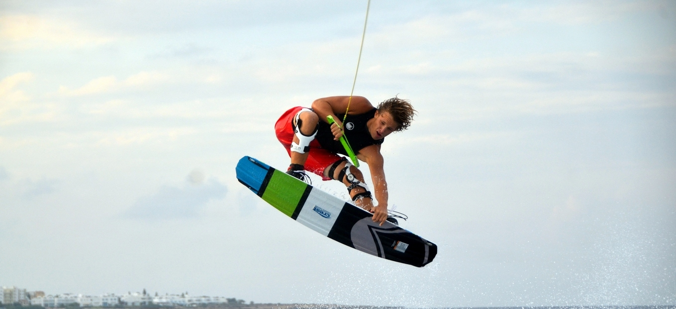 Waterskiing and wakeboarding have always been very important to our centre.